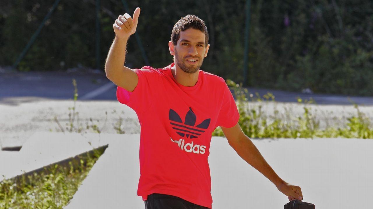 Los mejores momentos de Lassad en el Deportivo.Adrián López, Piscu