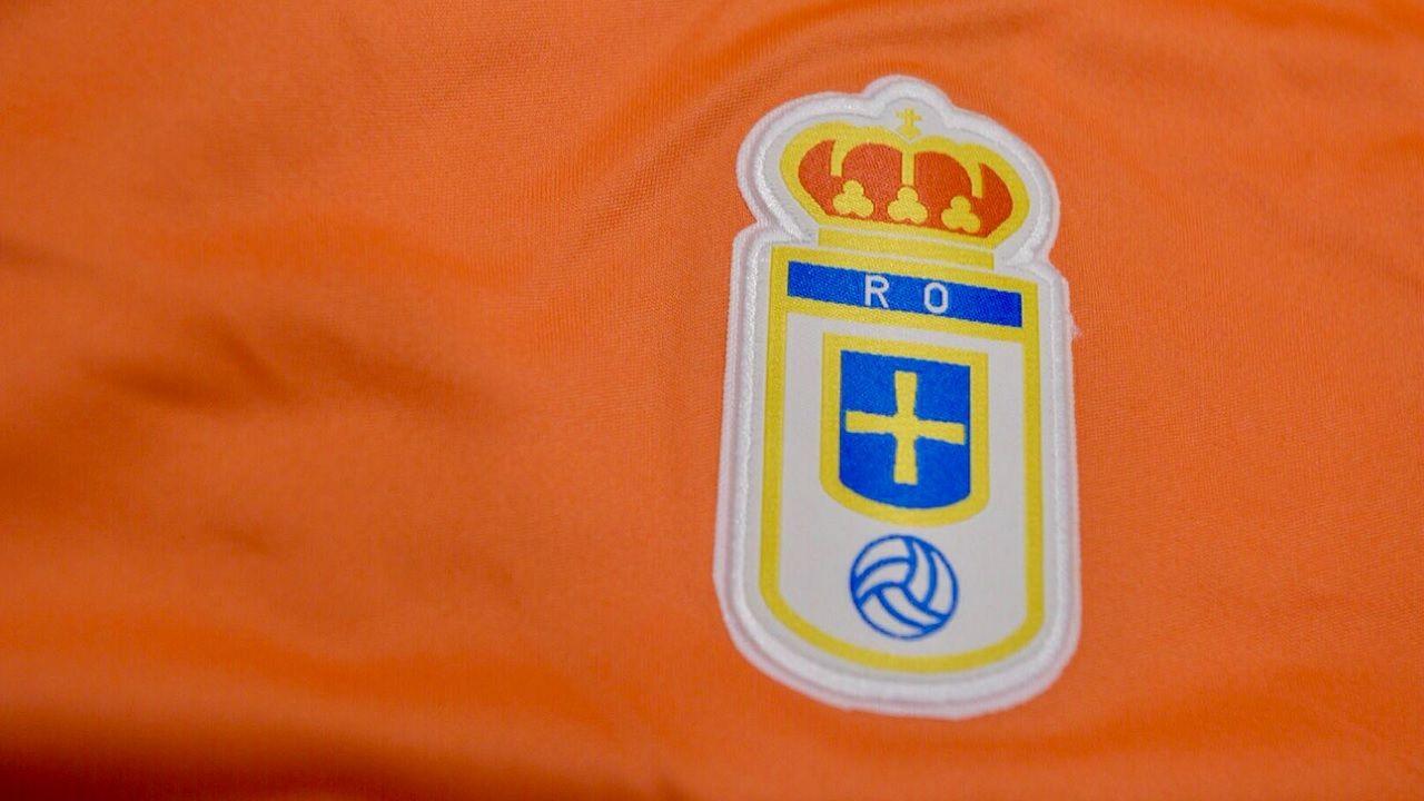 Tercera equipacion camiseta Real Oviedo