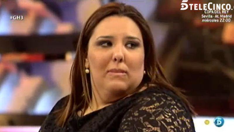 Expulsión de Lorena de Gran Hermano.La última imagen que colgaron en Twitter de Kiko Rivera y Jessica Bueno juntos fue el 4 de abril.