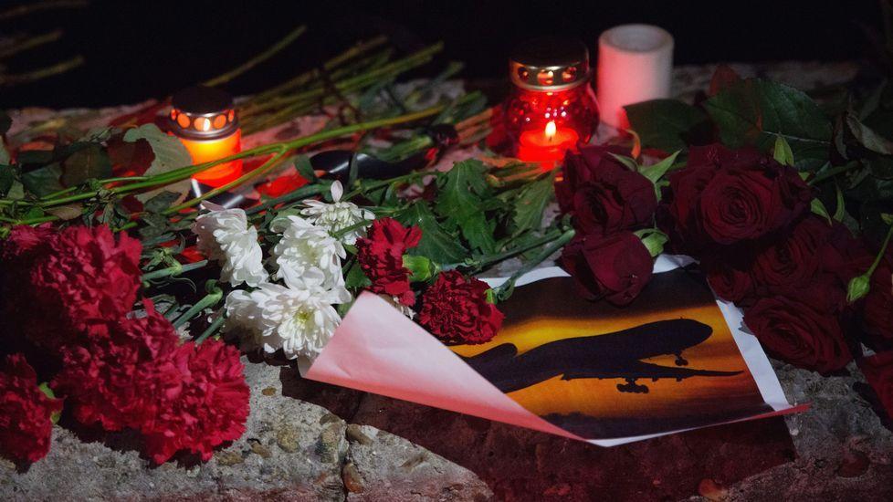 Todas las imágenes del avión ruso que se estrelló en el mar Negro.Accidente del Yak-42