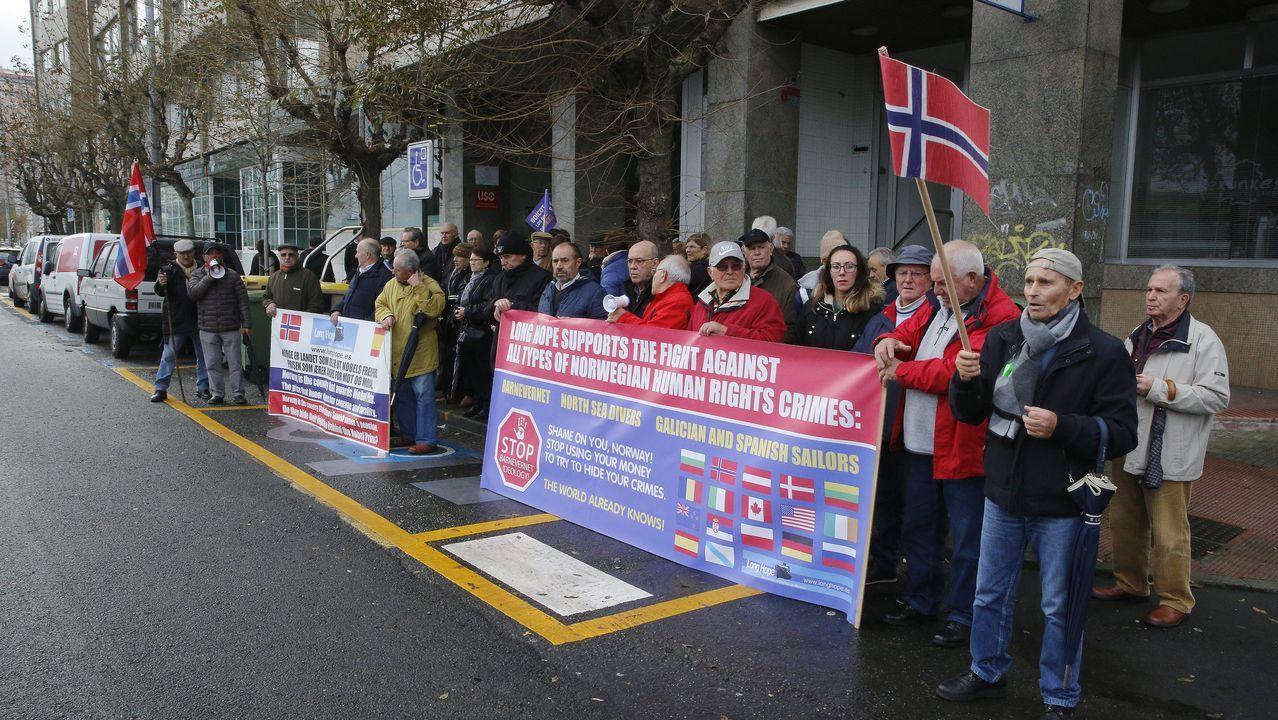 Asturias también estuvo en la movilización por el clima en Madrid