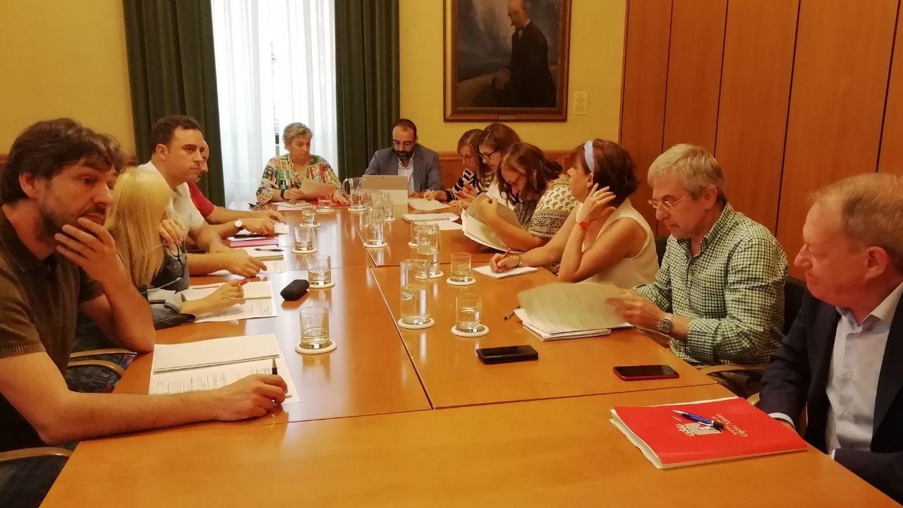 Equipo de gobierno del Ayuntamiento de Gijón. Concejales.Junta de gobierno del Ayuntamiento de Gijón