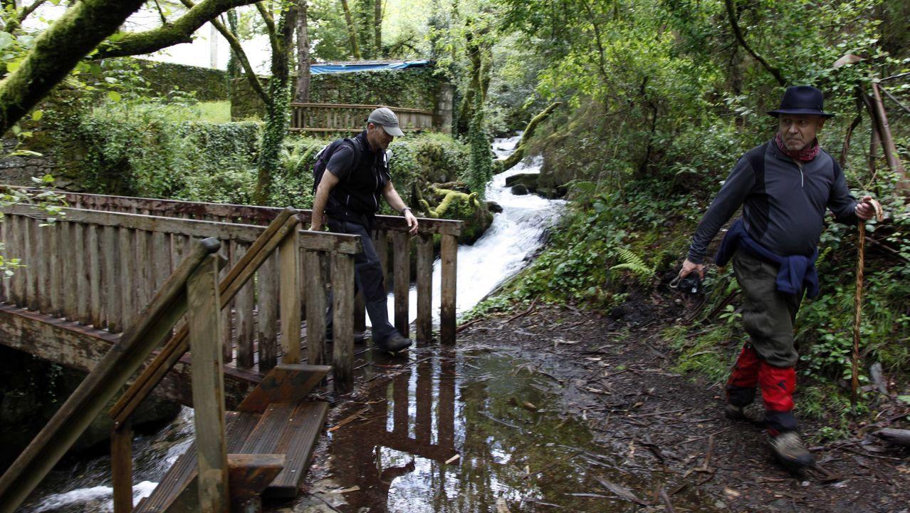 Senderistas y amantes de la naturaleza son habituales en la zona