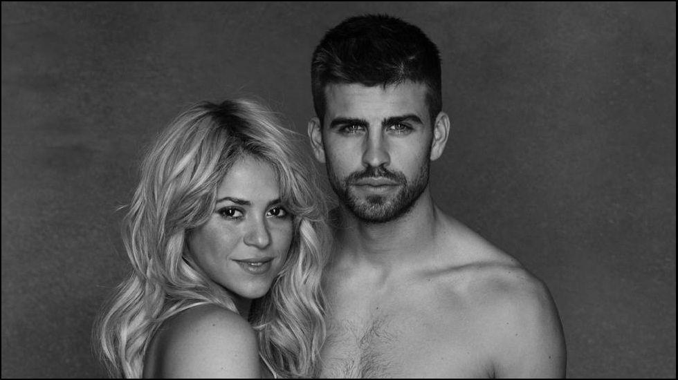 Eurovisión 2015: Los participantes en la final.Shakira y Piqué en una foto de archivo