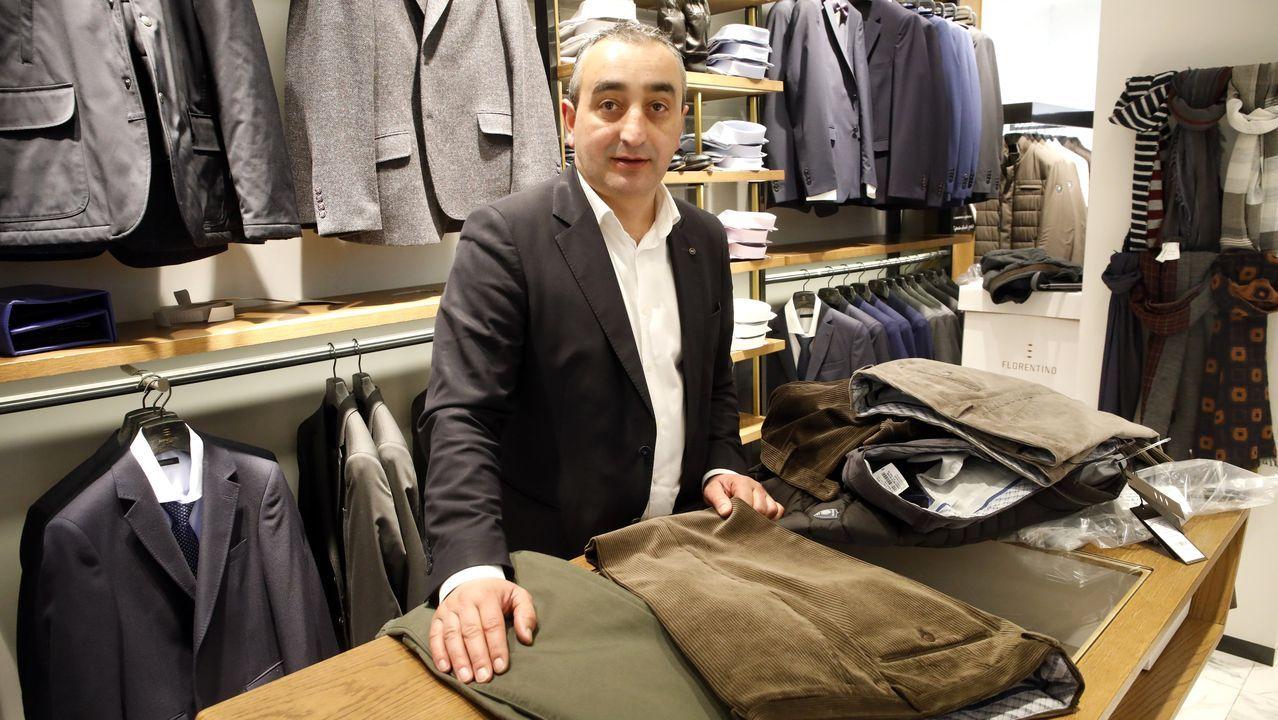 Manuel Pérez explica que en Florentino tienen una clientela fiel