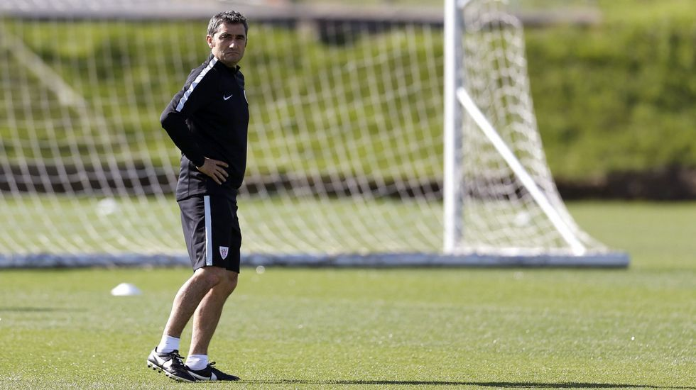 Valverde no seguirá en el Athletic