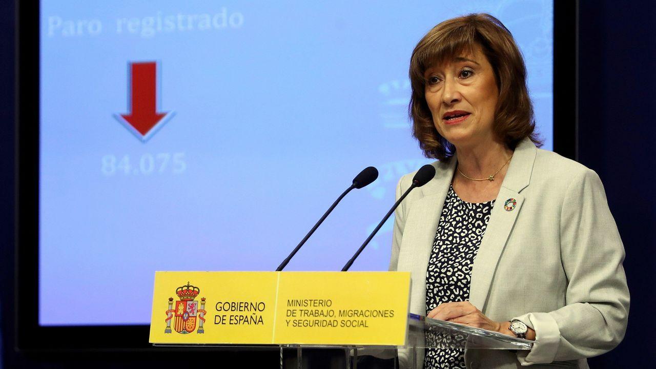 El precio medio del alquiler sube un 50% en España.Fernando Martínez, director general de Caja Rural Asturias
