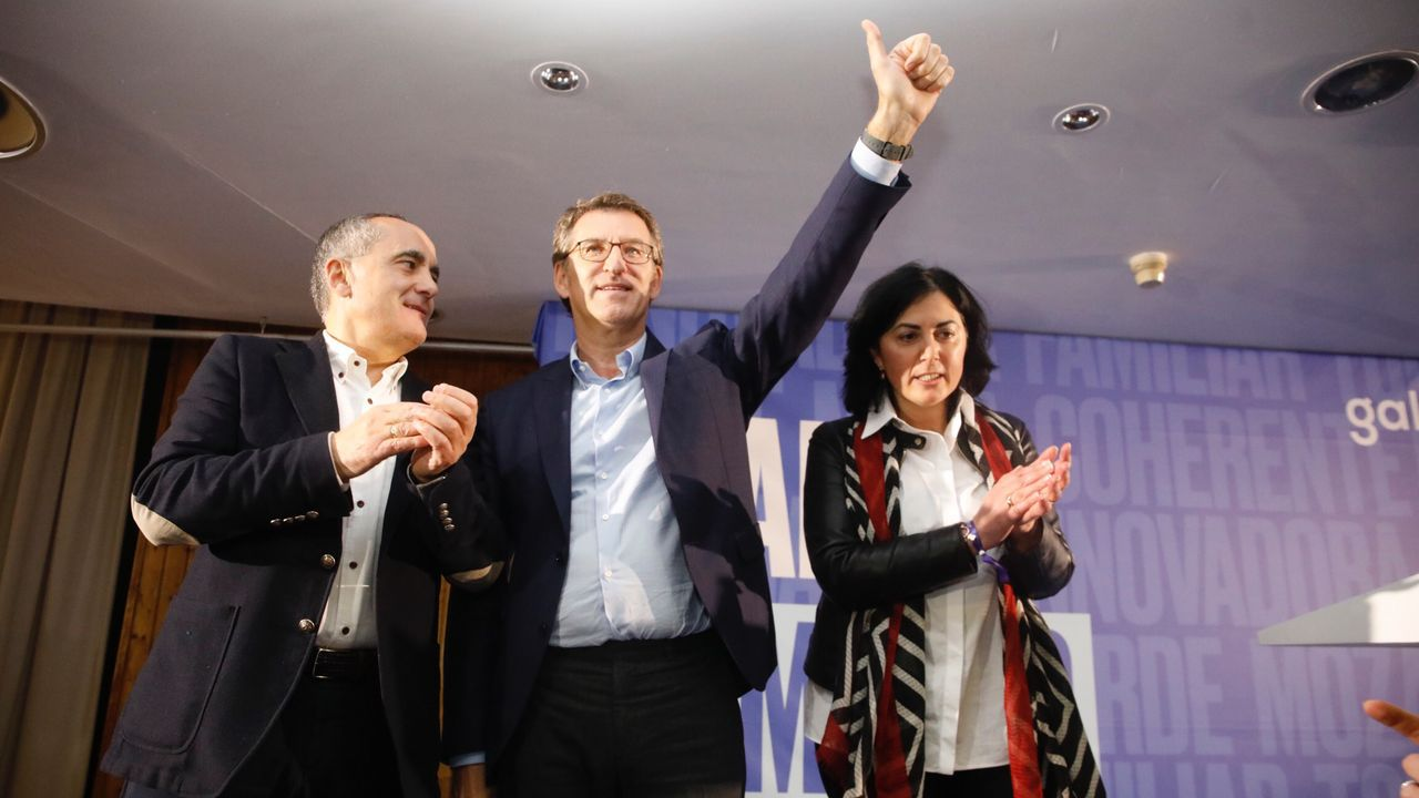 Sánchez carga contra Núñez Feijoo por «esconder» las siglas del PP.Tomás Guitarte, único diputado de Teruel Existe en el Congreso