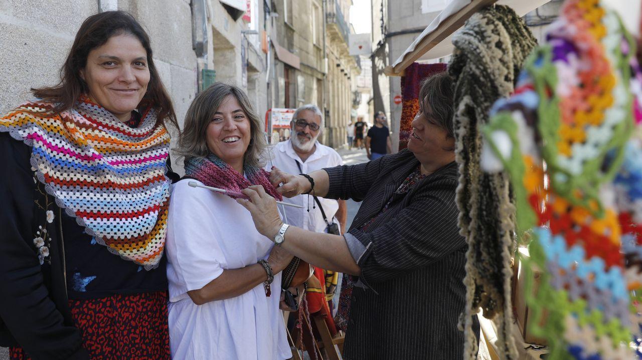 O Festival RIR de Allariz entregou os premios da segunda edición