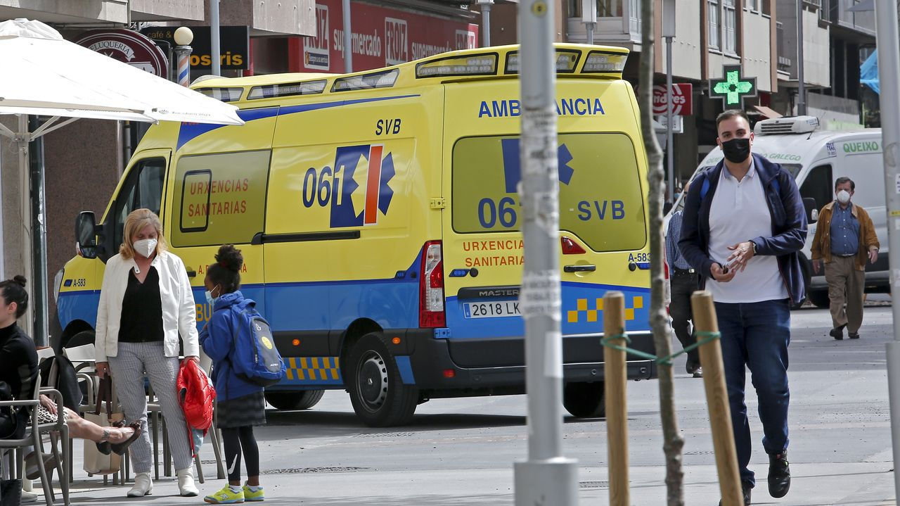 El área sanitaria de Pontevedra y O Salnés registra, según el informe de este viernes, 407 casos activos de covid