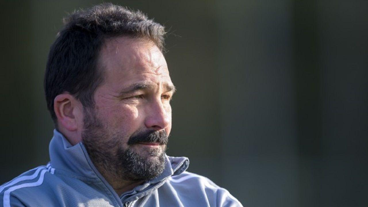 Entrevista íntegra a Fernando Vázquez: «Mi carrera estuvo mal dirigida».Emilio Cañedo