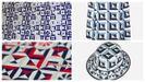 A la izquierda diseños originales de Sargadelos. A la drecha, prendas de la firma Dolce&Gabbana