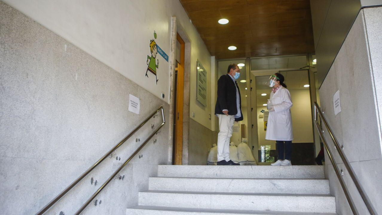 CENTRO DE SALUD AMBULATORIO FONTENLA MARISTANY