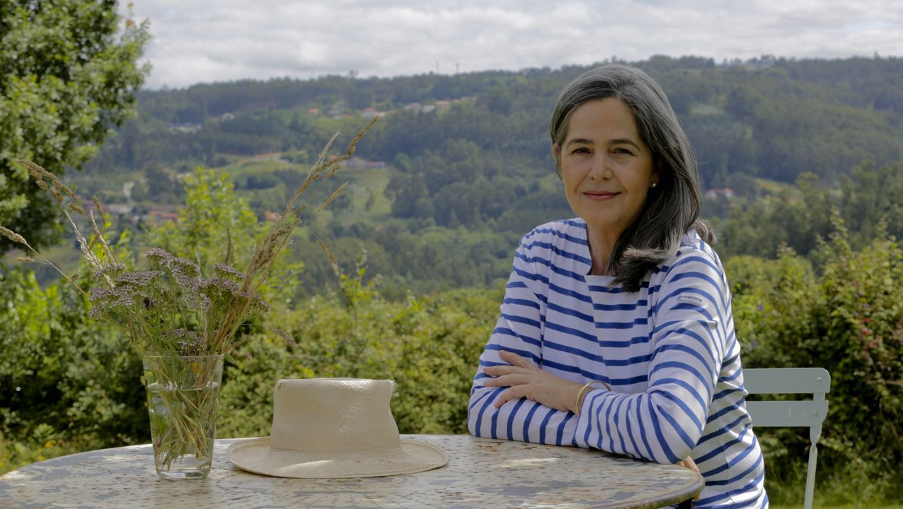 aceytuno.Gloria Fuertes, de la librería Lectocosmos, de Lugo