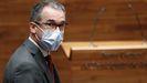 El consejero de Salud del Principado de Asturias, Pablo Fernández Muñiz
