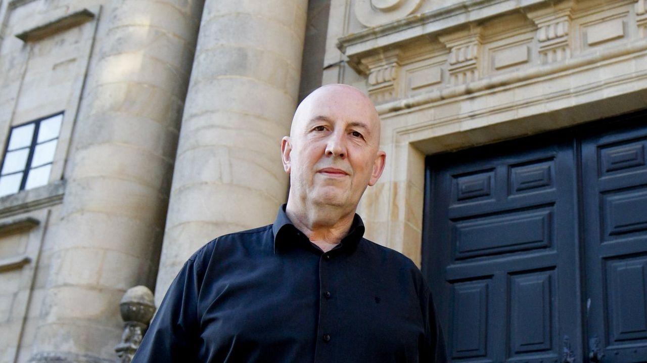 Carlos Henrique Fernández Coto, presidente de Apatrigal