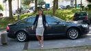 El coche oficial que usa la alcaldesa de Lugo tiene veinte años de antigüedad