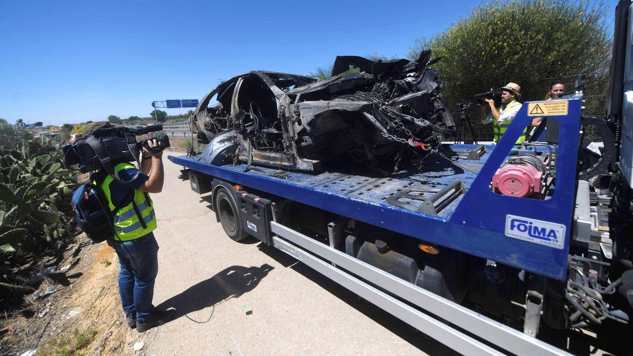 El futbolista José Antonio Reyes fallece en un accidente de tráfico