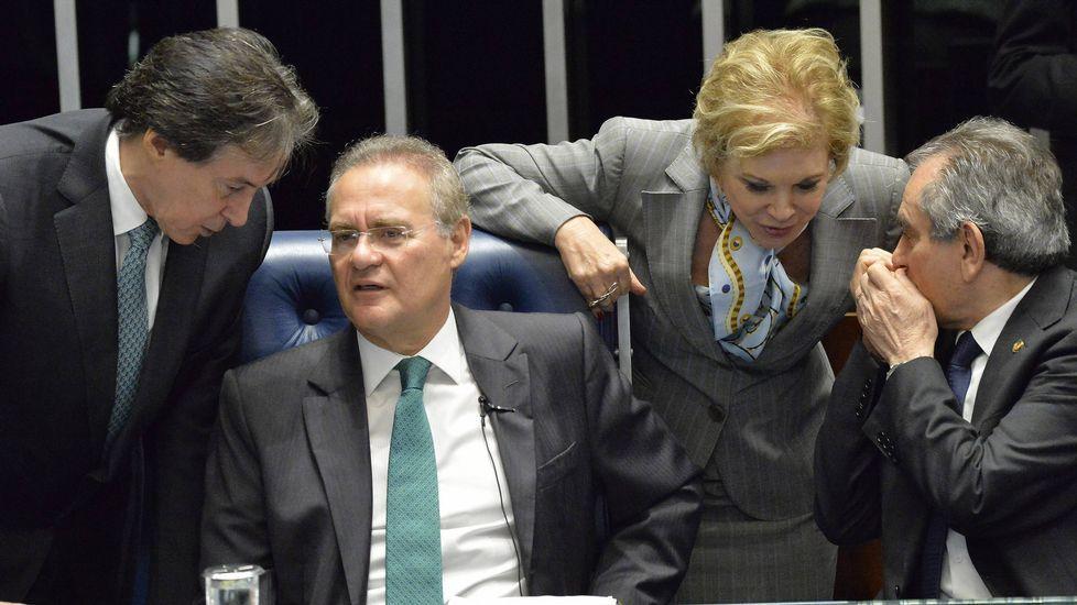 «Esto supondrá un antes y un después en Brasil».Protestas en Brasil