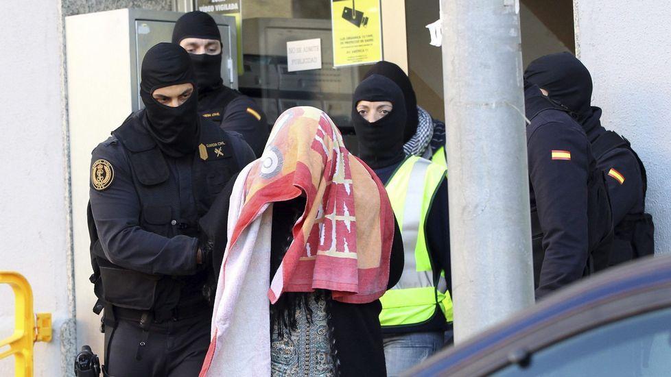 Manifestantes en Reijkjavik