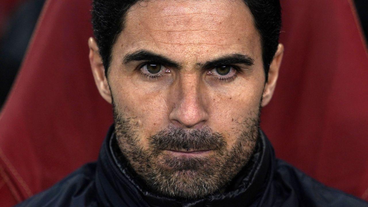 Mikel Arteta, entrenador del Arsenal