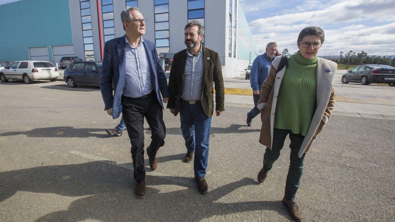 Comparecencia de Pedro Sánchez en el Congreso.El ministro de Transportes, José Luis Ábalos, antes de su comparecencia en el Congreso