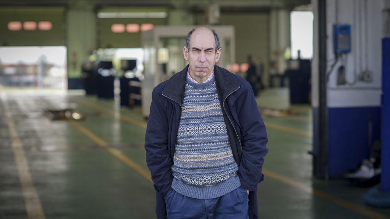 Tras 19 años de trabajo en la ITV, Javier se jubiló el pasado miércoles 31