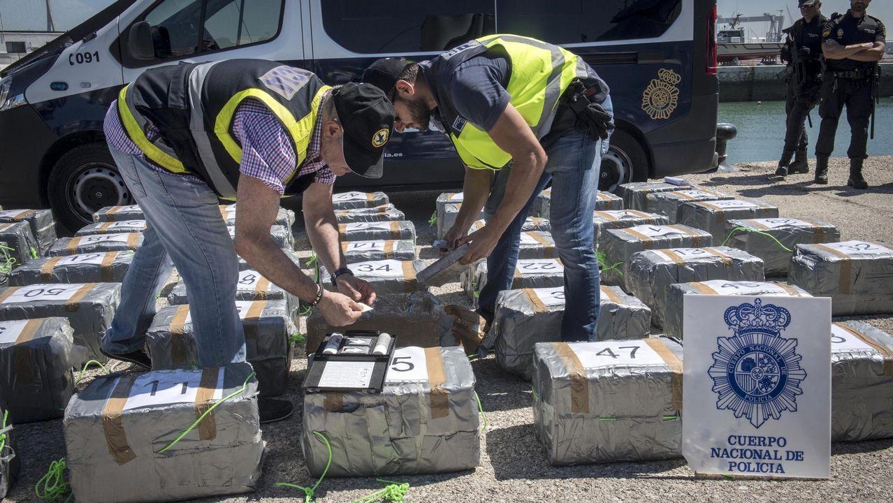 El bum del tráfico de heroína en Galicia ya dispara la demanda para desengancharse.Los hechos ocurrieron en el interior de la cárcel de Teixeiro