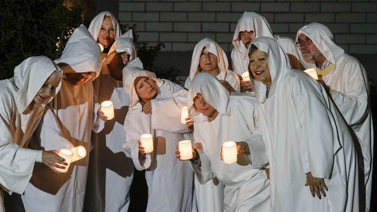 Cabalgata de Reyes en Ourense de las últimas fiestas