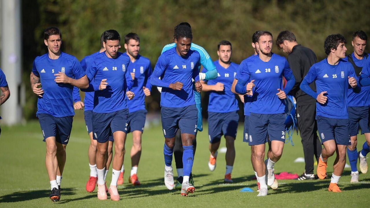 Convocatoria entrenamiento Real Oviedo Requexon