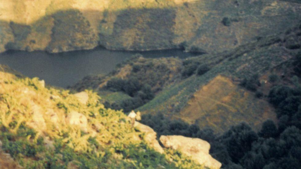 La ribera de Doade hace medio siglo.Francisco Reynés, nuevo presidente de Gas Natural Fenosa