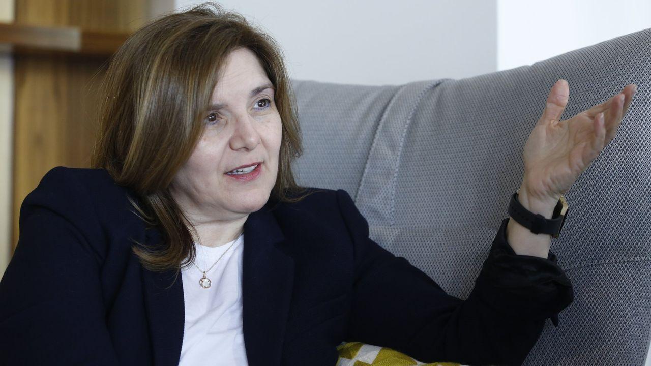Pilar Cancela, exsecretaria de Organización del PSdeG, presidirá la comisión de Igualdad