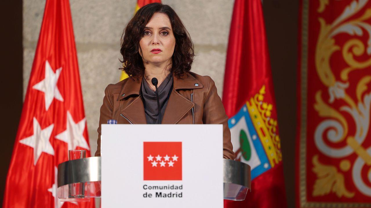 La portavoz del PSOE en el Congreso, Adriana Lastra, y el de Unidas Podemos, Pablo Echenique