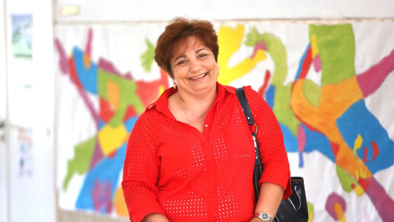 Isabel Fernández consiguió plaza de profesora de Física o Química