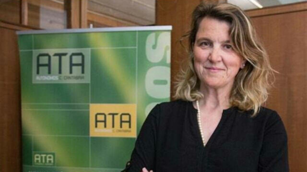 Patricia Oreña, presidenta de ATA en Asturias