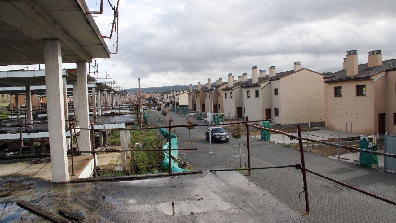 Imagen de archivo de la urbanización Costa Miño