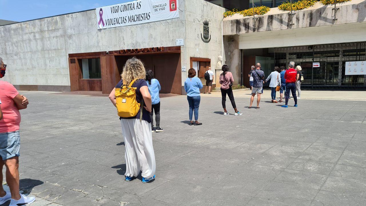 Sagrario explica que a provincia de Lugo é a terceira de España en inmobles deshabitados
