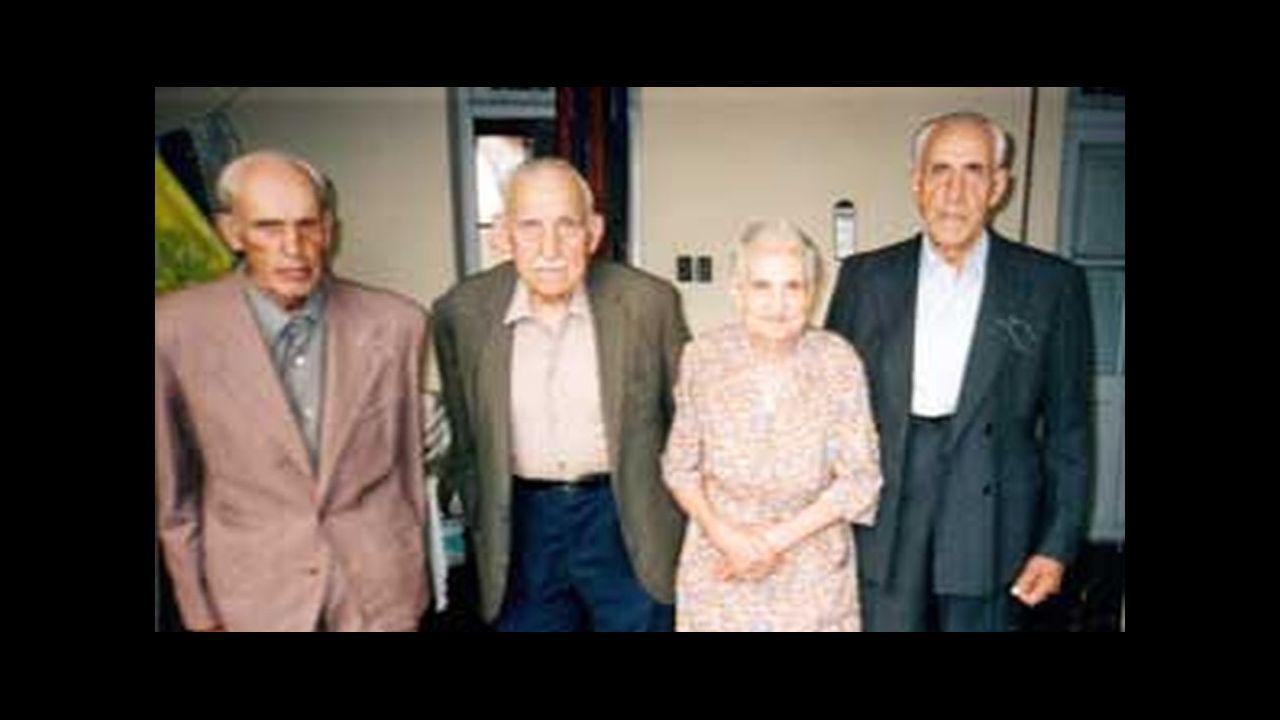La trayectoria de Vita en imágenes.Los cuatro hermanos Villalba Ron en Junín