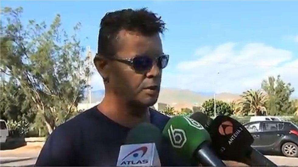 El padre de Jhonander Ojeda: «Se ha ido haciendo lo que quería»