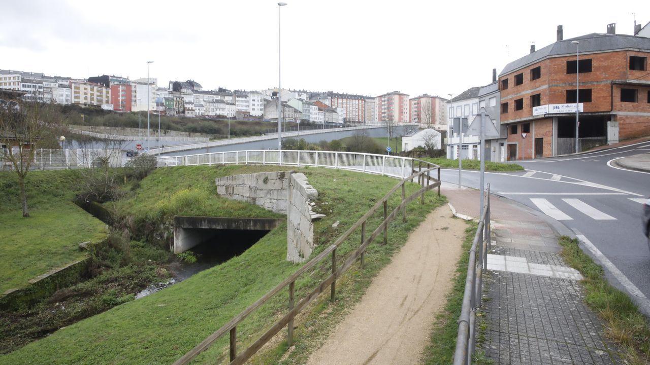 Lugares que visitar de Lugo mientras dure el cierre perimetral.Concello de Lugo e Hidrográfica ya han redactado el convenio de colaboración