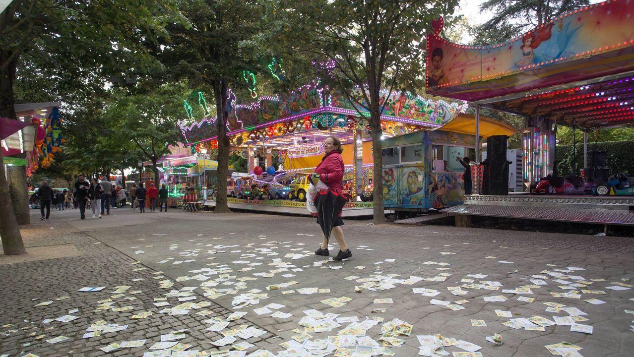 Foto de archivo del San Froilán del año pasado