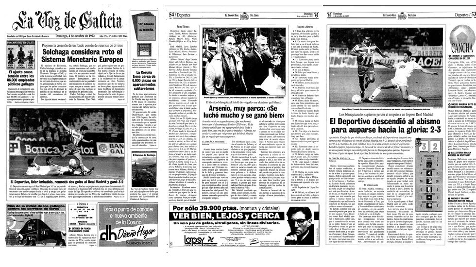 Gerard Piqué interrumpe unsaque de David Ferrer en el Mutua Madrid Open
