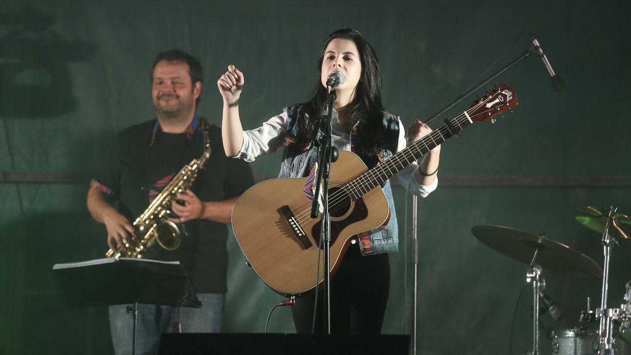 MJ Pérez actuará en el Festival de Pardiñas