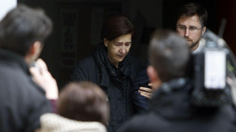 El juez toma declaración a la hermana y dos hijos de la asesinada en el crimen de la CAM