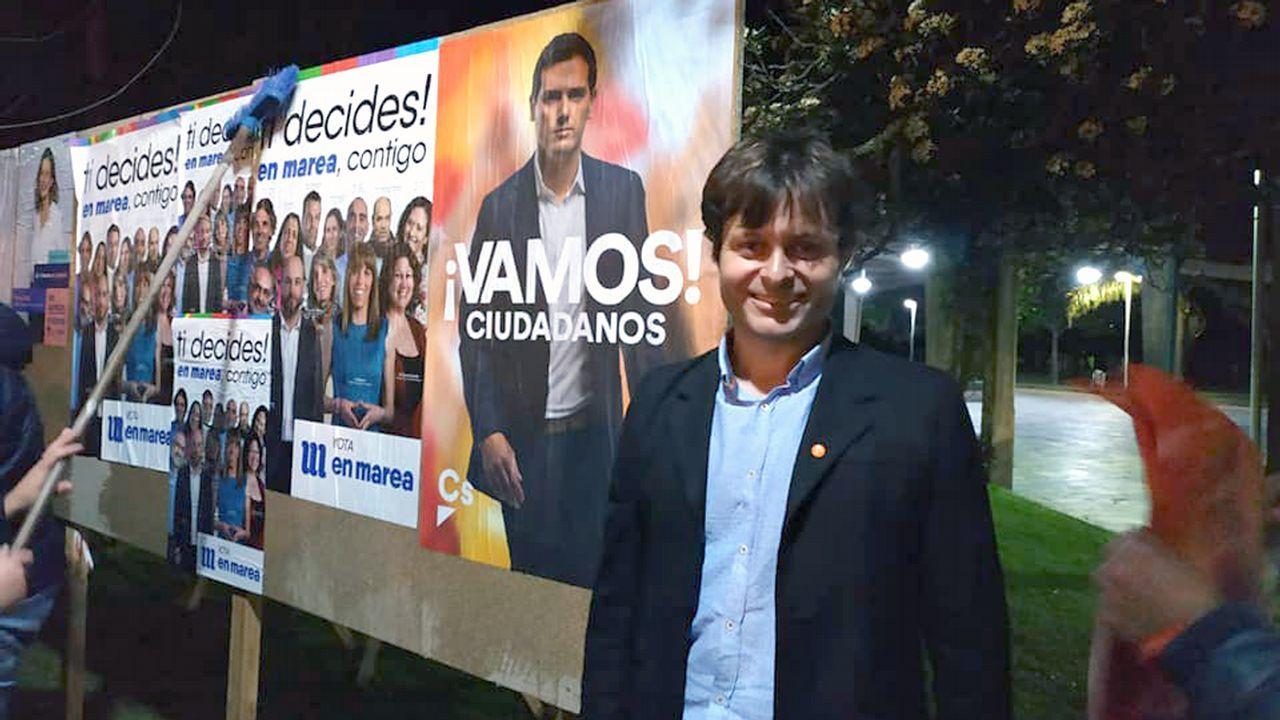 El vídeo de Ciudadanos contra el cupo vasco: «Agur cuponazo».Pablo Casado, en el acto político del PP en Alicante