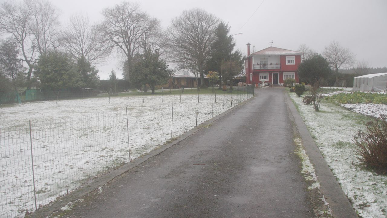 Nieve en Oza-Cesuras.Nieve en Aranga