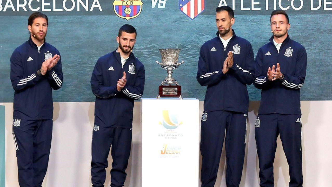 Carvajal defiende el formato de la Supercopa y responde a Valverde: «Si no está de acuerdo que ponga una queja»