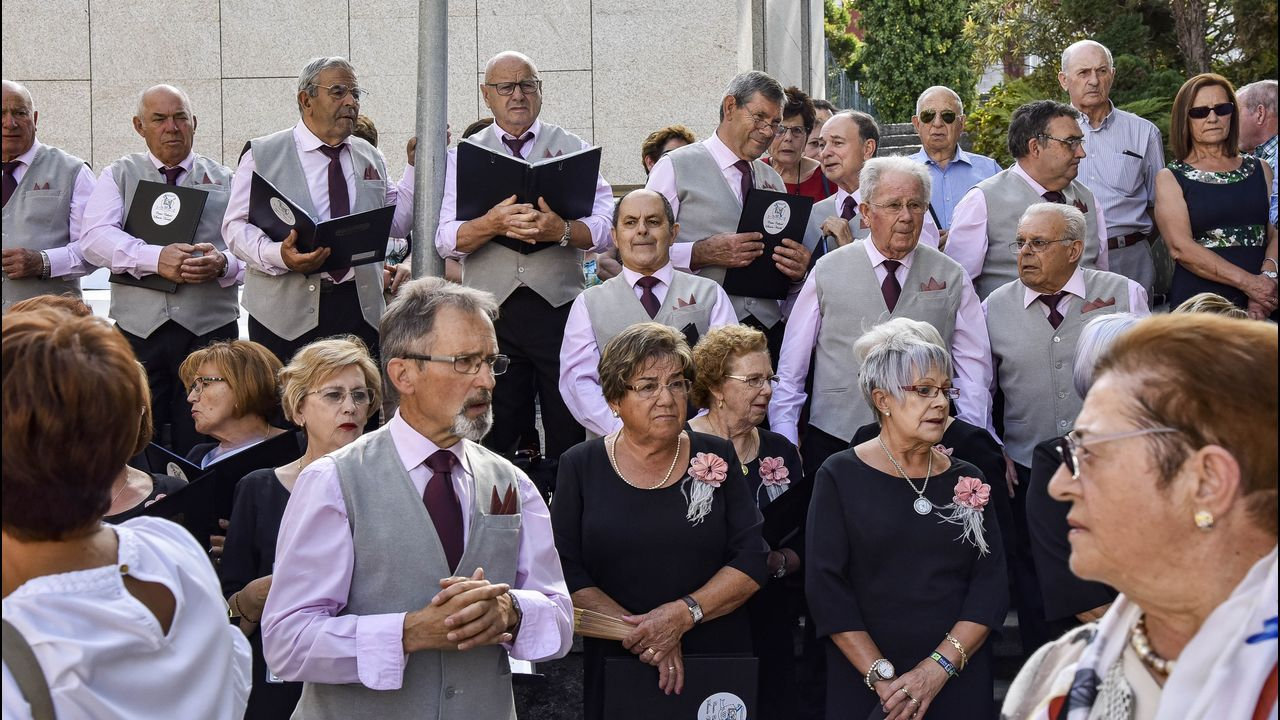 PROCESIÓN MARÍTIMA DE A GUADALUPE DE RIANXO