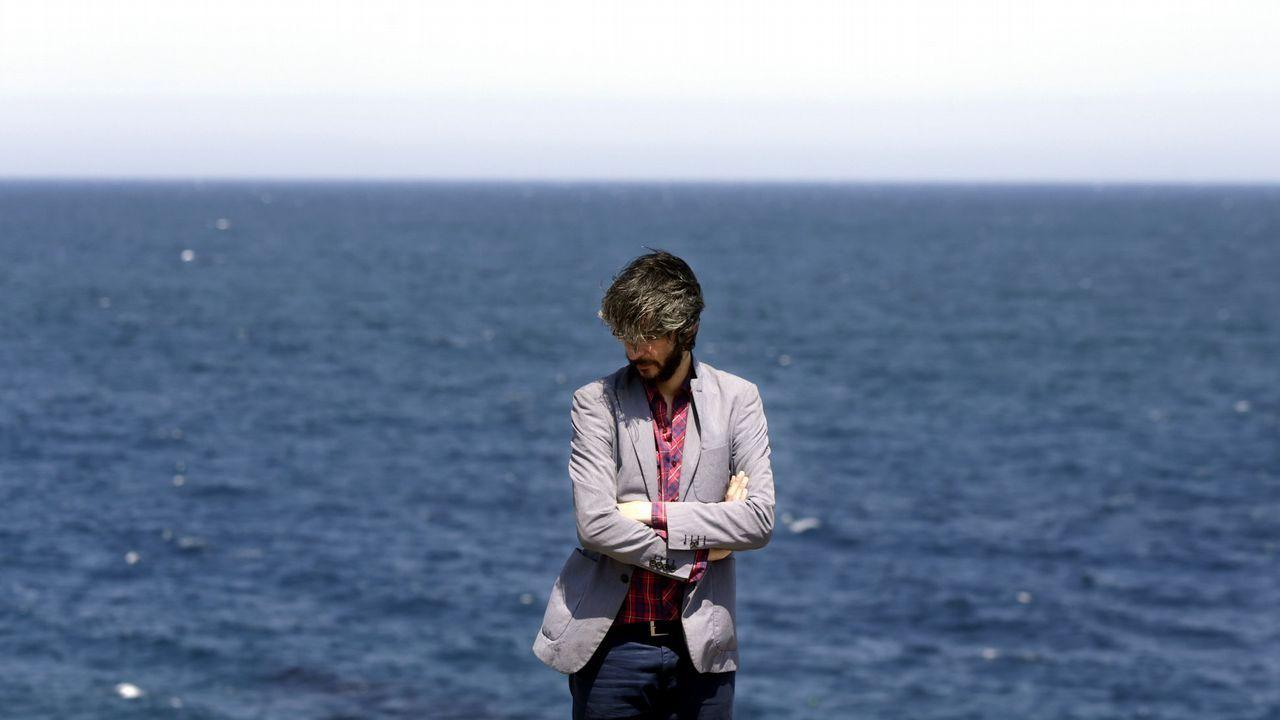 «Atlántico», el gran viaje musical de Xoel López.Apenas quedan 200 abonos para el FIV, que se celebrará en Vilalba el 27 y 28 de abril