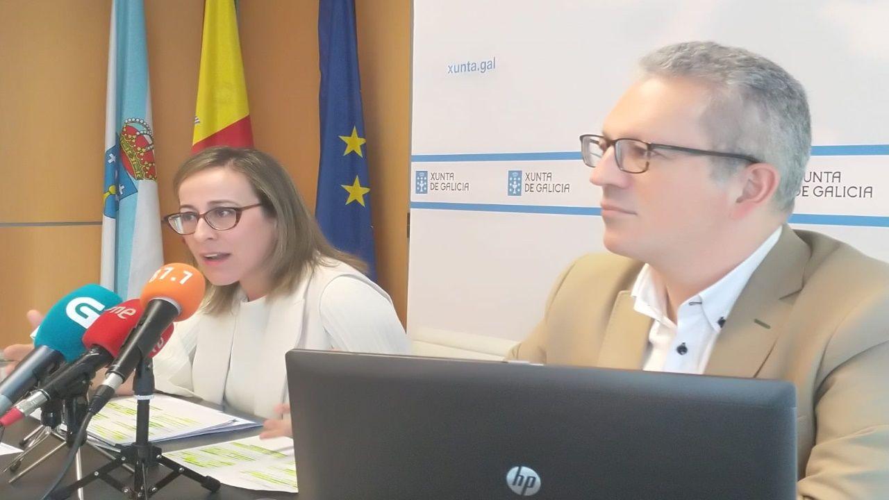 ethel.Obras de la línea de Alta Velocidad en Ourense